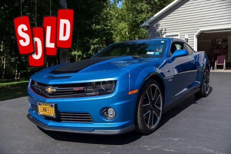 2013 Chevrolet Camaro for sale at The Best Muscle Cars in Clarksburg MD