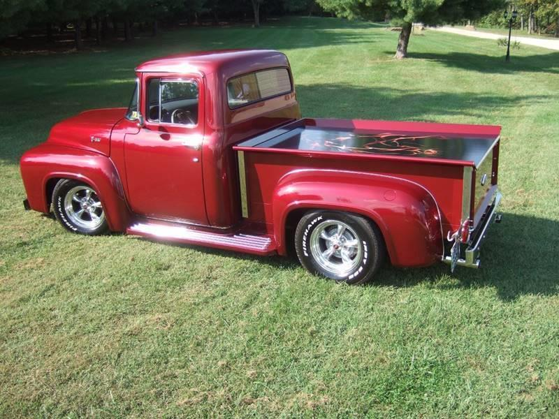 1956 Ford F-100 for sale at The Best Muscle Cars in Clarksburg MD