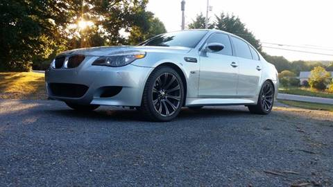 2006 BMW M5 for sale at The Best Muscle Cars in Clarksburg MD