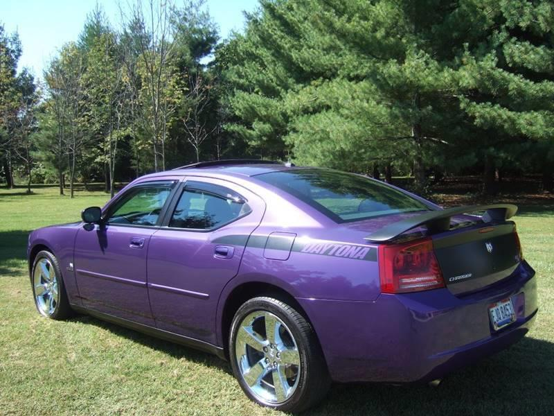 2007 Dodge Charger for sale at The Best Muscle Cars in Clarksburg MD