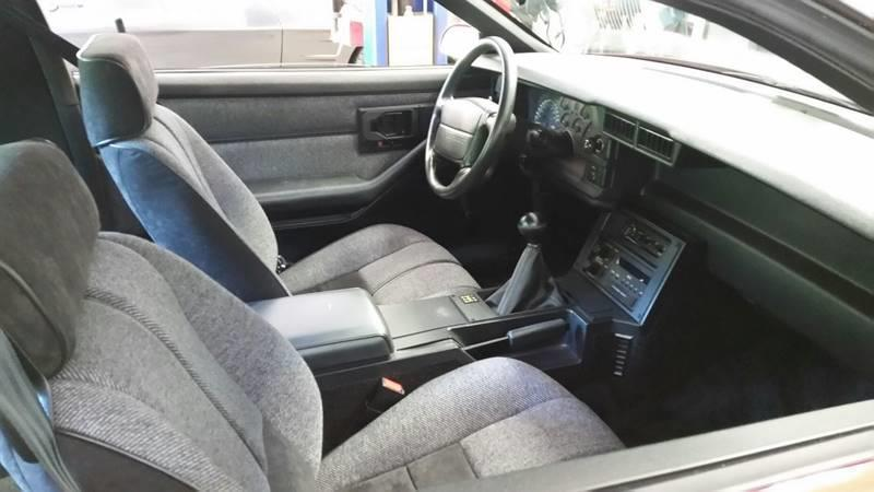 1991 Chevrolet Camaro for sale at The Best Muscle Cars in Clarksburg MD