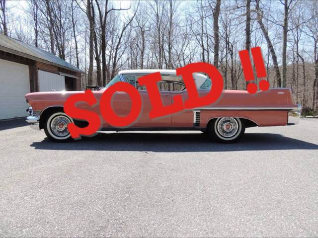 1957 Cadillac Series 62 SOLD SOLD SOLD