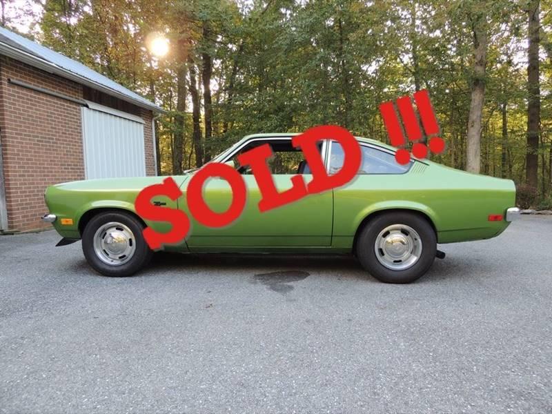 1973 Chevrolet Vega SOLD SOLD SOLD