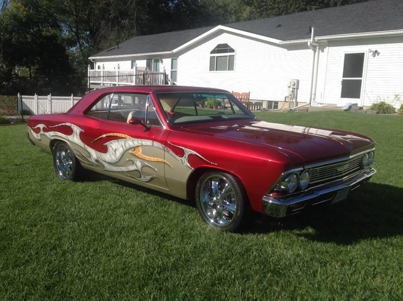 1966 Chevrolet Chevelle for sale at The Best Muscle Cars in Clarksburg MD