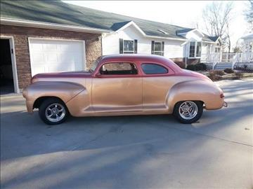 1948 Plymouth Streetrod Coupe