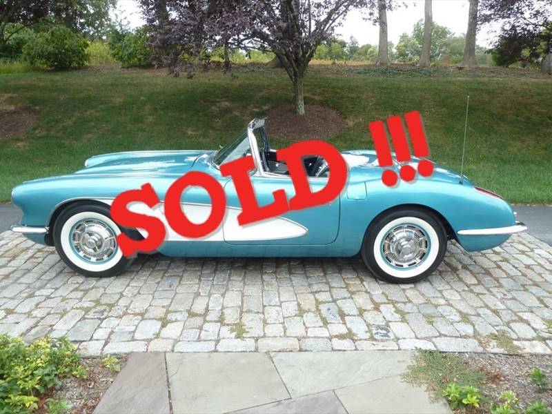 1960 Chevrolet Corvette SOLD SOLD SOLD