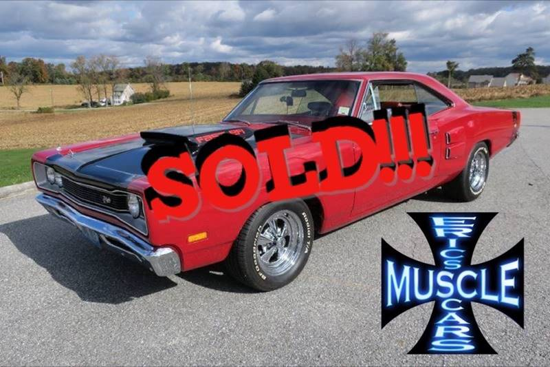 1969 Dodge Super Bee SOLD SOLD SOLD
