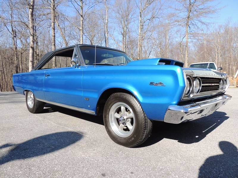 1967 Plymouth HEMI Satellite