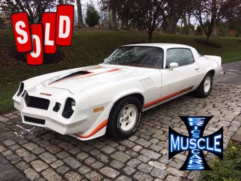 1979 Chevrolet Camaro SOLD SOLD SOLD
