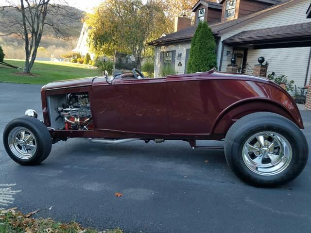 1932 Ford Hiboy Streetrod