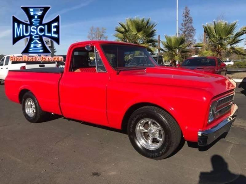 featured muscle cars for sale 1993 ford bronco 1966 dodge coronet 1968 chevrolet c10 - Old Muscle Cars For Sale
