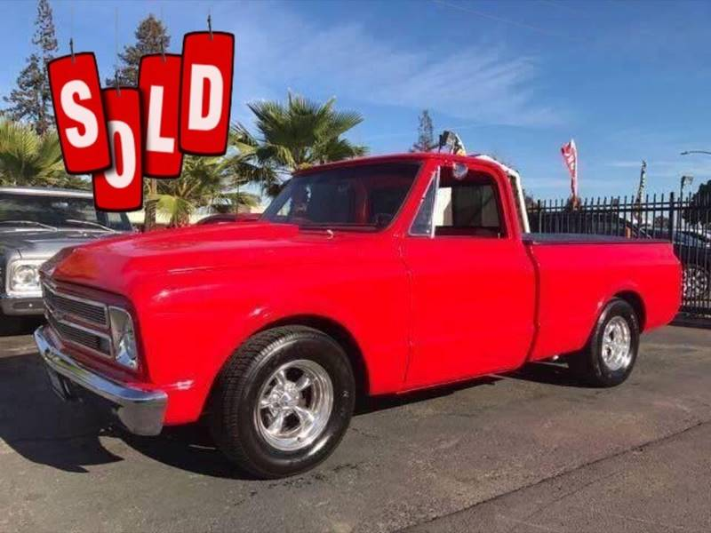 1968 Chevrolet C10 SOLD SOLD SOLD