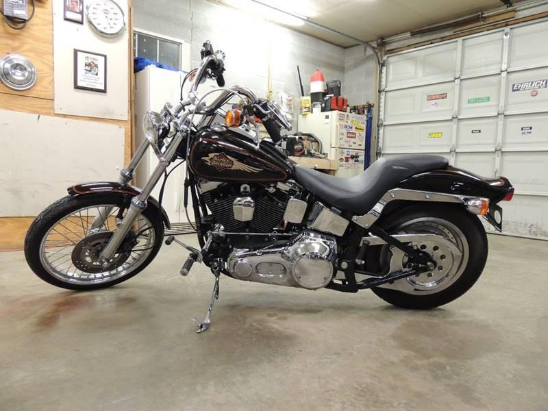 1995 Harley-Davidson FXST Custom