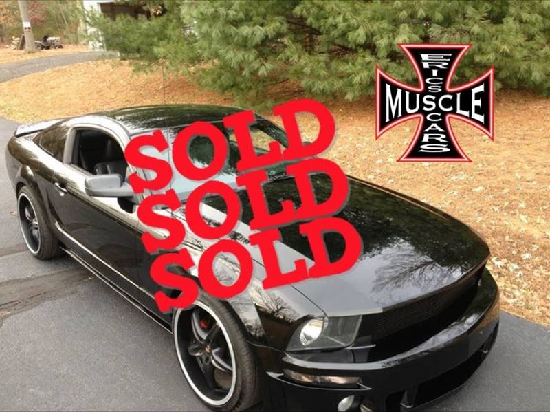 2007 Ford Mustang SOLD SOLD SOLD