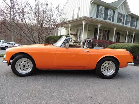 1974 MG MGB for sale at The Best Muscle Cars in Clarksburg MD