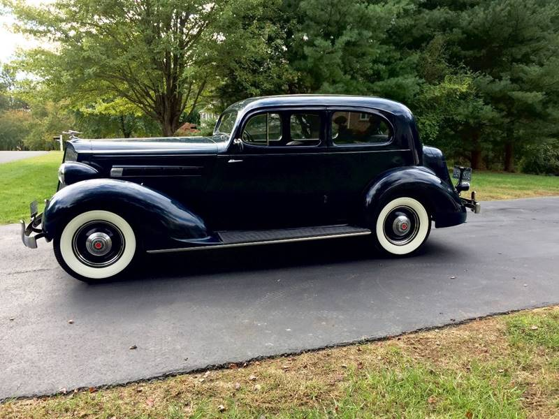 1935 Packard 120 Touring Coupe
