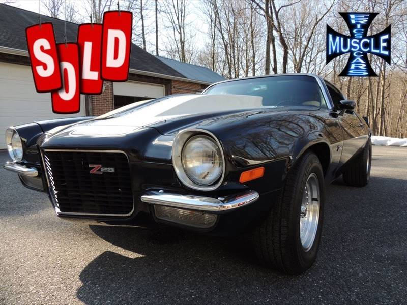 1971 Chevrolet Camaro SOLD SOLD SOLD