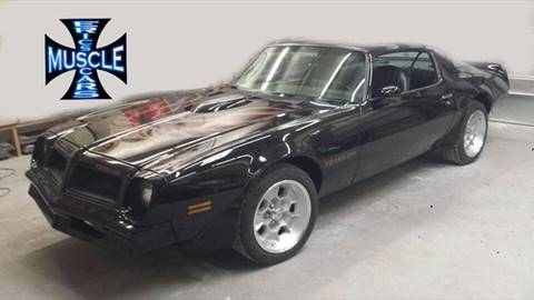 1976 Pontiac Trans Am for sale at The Best Muscle Cars in Clarksburg MD