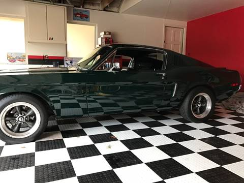 1968 Ford Mustang for sale at The Best Muscle Cars in Clarksburg MD