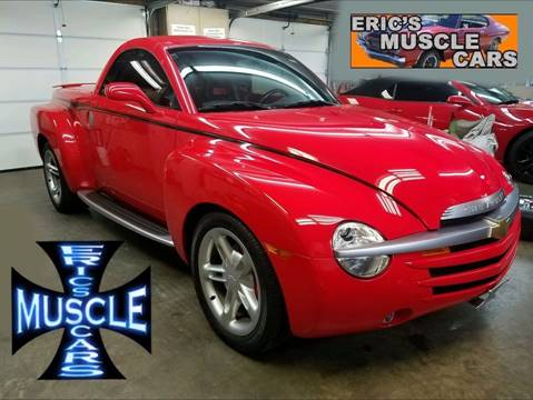 2004 Chevrolet SSR for sale at The Best Muscle Cars in Clarksburg MD