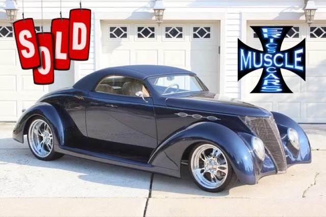 1937 Ford Oze