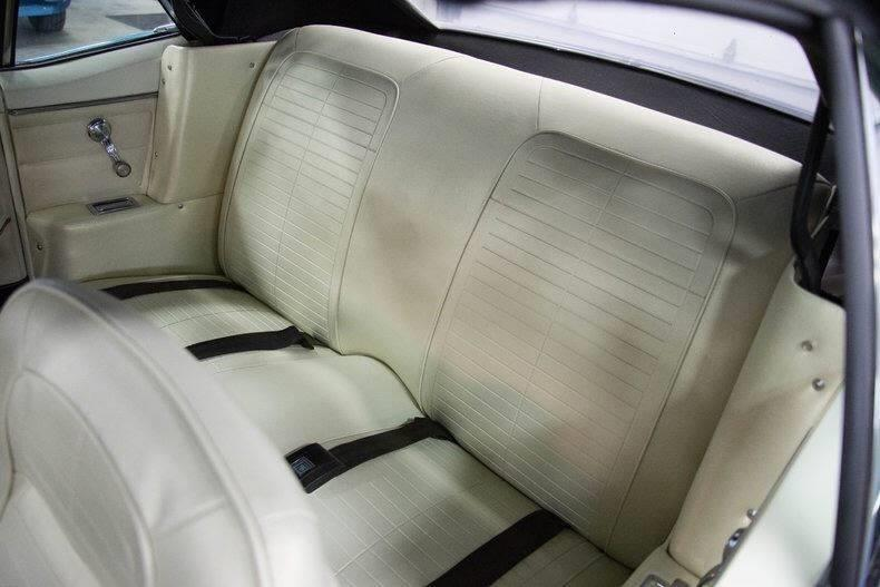 1967 Pontiac Firebird for sale at The Best Muscle Cars in Clarksburg MD