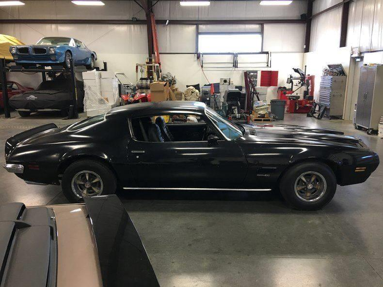 1971 Pontiac Firebird for sale at The Best Muscle Cars in Clarksburg MD