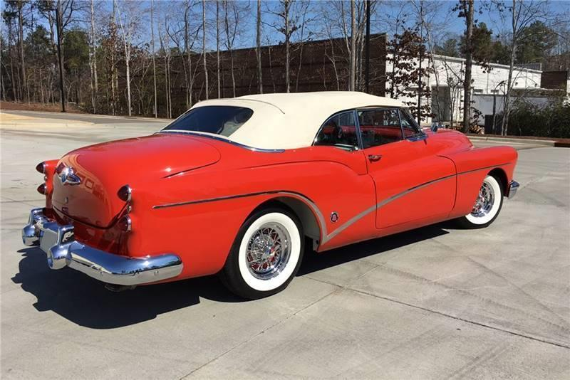 1953 Buick Skylark for sale at The Best Muscle Cars in Clarksburg MD
