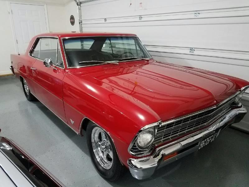 1967 Chevrolet Nova for sale at The Best Muscle Cars in Clarksburg MD