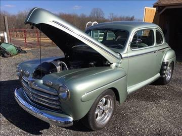 1947 Ford Coupe for sale at The Best Muscle Cars in Clarksburg MD