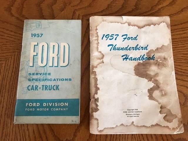 1957 Ford Thunderbird for sale at The Best Muscle Cars in Clarksburg MD