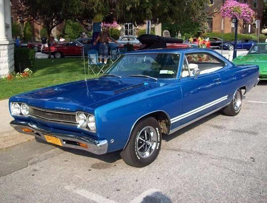 1968 Plymouth GTX for sale at The Best Muscle Cars in Clarksburg MD
