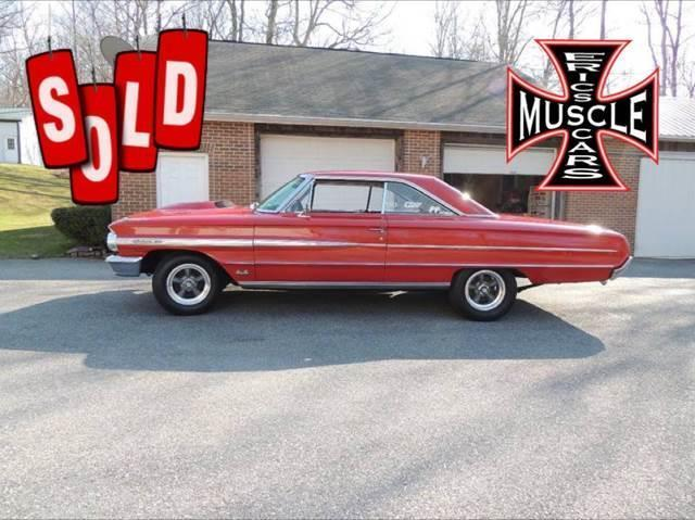 1964 Ford Galaxie 500 SOLD SOLD SOLD