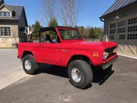 featured muscle cars for sale 1993 ford bronco 1966 dodge coronet 1968 chevrolet c10 1971 ford bronco - Old Muscle Cars For Sale
