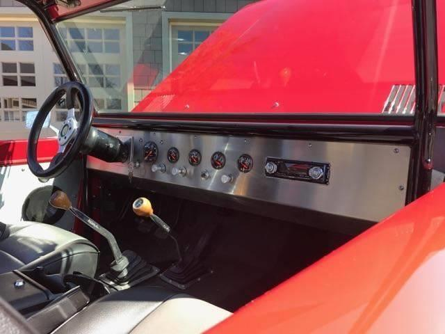 1971 Ford Bronco for sale at The Best Muscle Cars in Clarksburg MD
