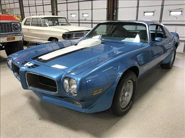 1971 Pontiac Trans Am for sale at The Best Muscle Cars in Clarksburg MD