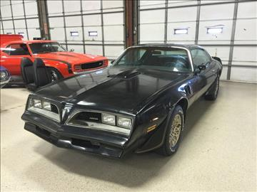 1977 Pontiac Trans Am for sale in Clarksburg, MD