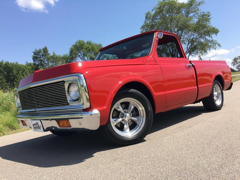 1970 Chevrolet CK 10 Series