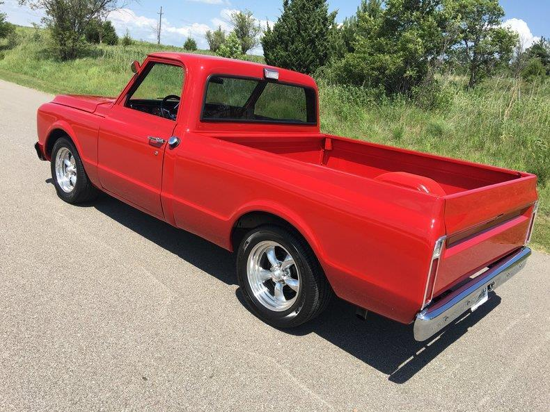 1970 Chevrolet C/K 10 Series for sale at The Best Muscle Cars in Clarksburg MD