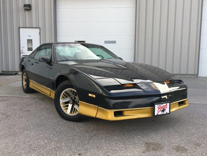 1984 Pontiac Firebird for sale at The Best Muscle Cars in Clarksburg MD
