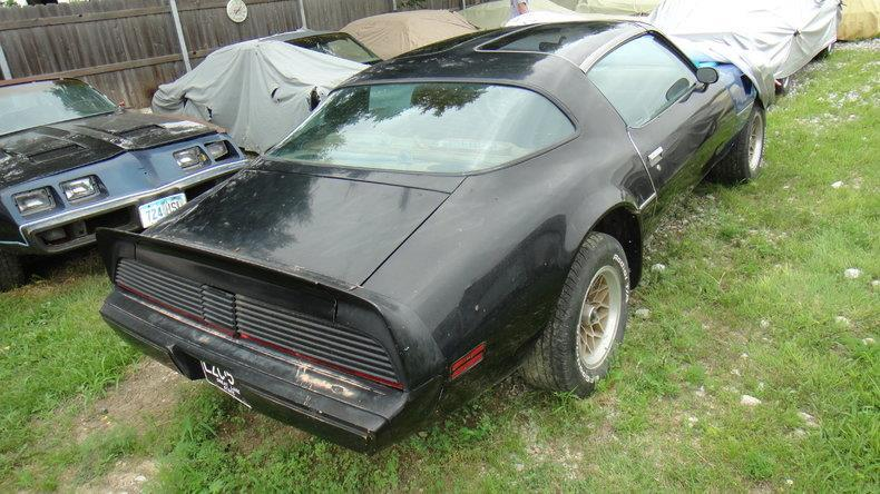 1979 Pontiac Trans Am SE for sale at The Best Muscle Cars in Clarksburg MD