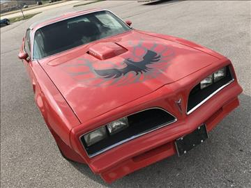 1978 Pontiac Trans Am for sale in Clarksburg, MD