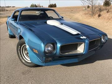 1970 Pontiac Trans Am for sale in Clarksburg, MD