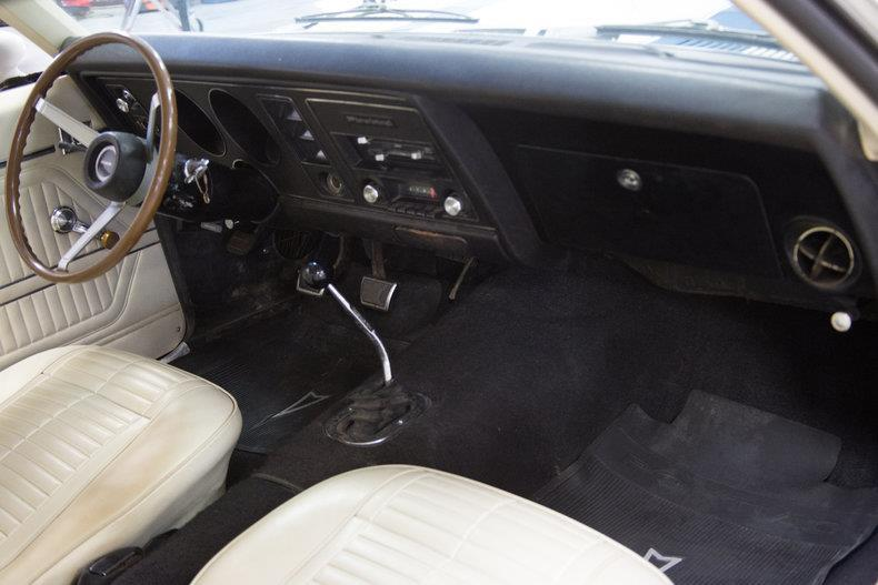 1969 Pontiac Trans Am for sale at The Best Muscle Cars in Clarksburg MD