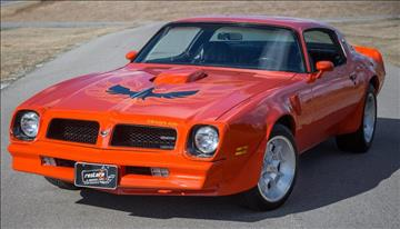 1976 Pontiac Trans Am for sale in Clarksburg, MD