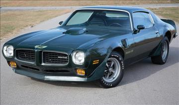 1973 Pontiac Trans Am for sale in Clarksburg, MD