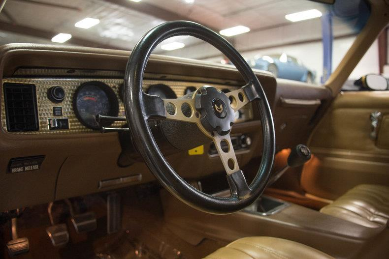 1977 Pontiac Trans Am SE for sale at The Best Muscle Cars in Clarksburg MD