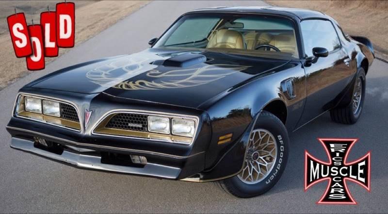 1977 Pontiac Trans Am SE SOLD SOLD SOLD