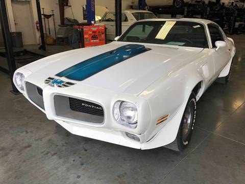 1970 Pontiac Trans Am for sale at The Best Muscle Cars in Clarksburg MD
