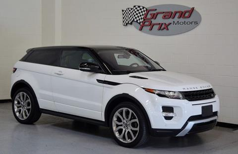 2013 Land Rover Range Rover Evoque Coupe for sale in Portland, OR